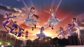 ブラメロ「朝日」のところでサイリウムを「みかん色?」2番は「エメラルドグリーン」かなん?「ラブライブ!サンシャイン!! Aqours 5th LoveLive! Next SPARKLING!!」