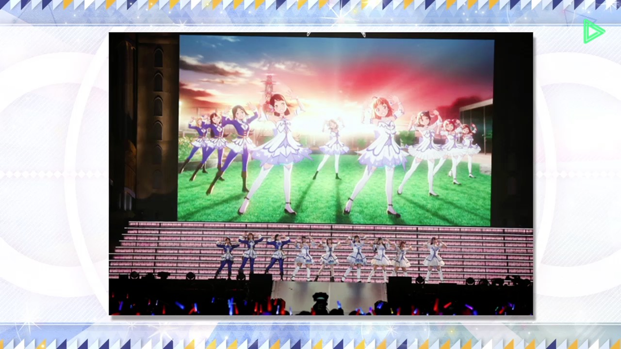 Aqours5thライブ「Brightest Melody」