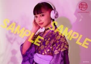 小宮有紗DJ店舗特典絵柄:ソフマップ