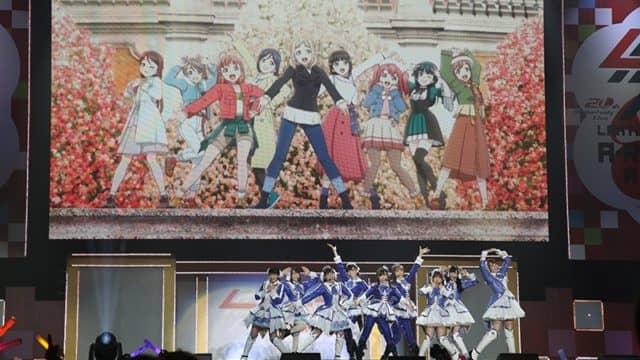 Aqours&虹ヶ咲が出演したランティス祭り2019の映像が見られる?「20th Anniversary ランティス祭り2019 A・R・I・G・A・T・O ANISONG」