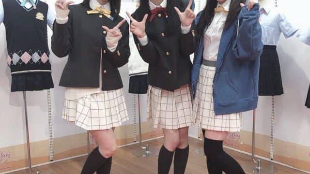 あぐぽん・まゆち・田中ァ!の3人が2ndアルバム「Love U my friends」発売日にお店周り!「虹ヶ咲学園スクールアイドル同好会」
