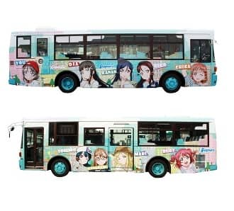 伊豆箱根バス:ラッピングバス2号車