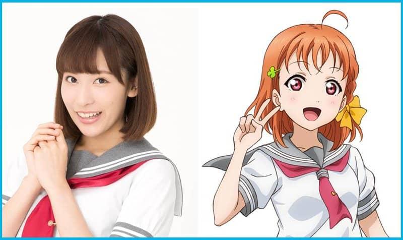 ラブライブ!シリーズ9周年発表会:高海千歌役の伊波杏樹