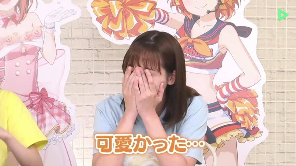 スクスタ新情報発表スペシャル放送:可愛かった