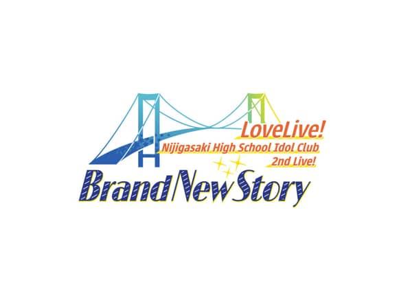 ロゴ:2nd Live! Brand New Story