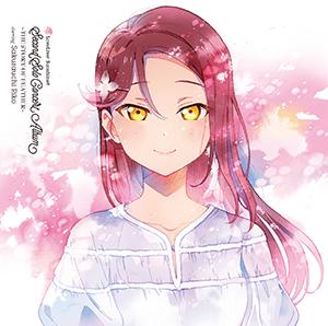ジャケット:LoveLive! Sunshine!! Second Solo Concert Album ~THE STORY OF FEATHER~ starring Sakurauchi Riko