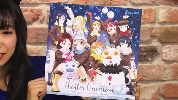 ジャケット:「ラブライブ!サンシャイン!! デュオトリオコレクションCD VOL.2 WINTER VACATION