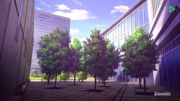 東京ビックサイト庭園