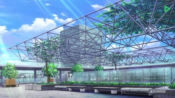 東京ビックサイトエントランスプラザ