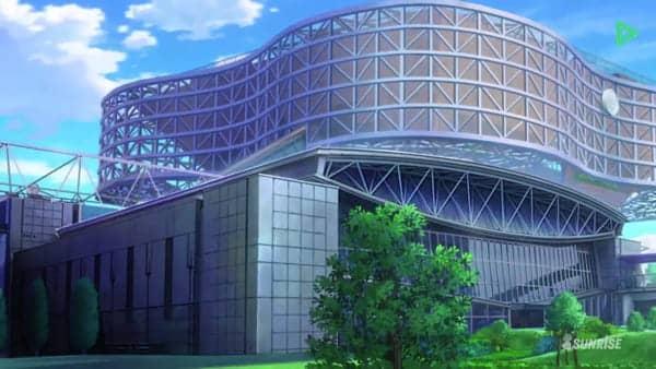 東京ビッグサイト庭園
