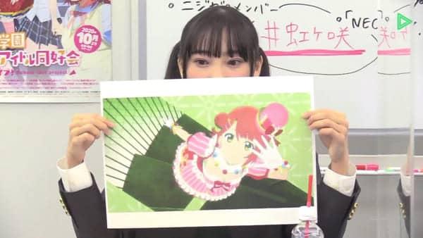 上原歩夢A・ZU・NA衣装テレビアニメ