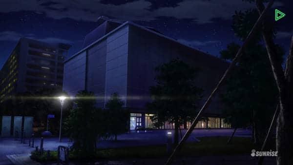 東京国際交流館:虹ヶ咲学生寮