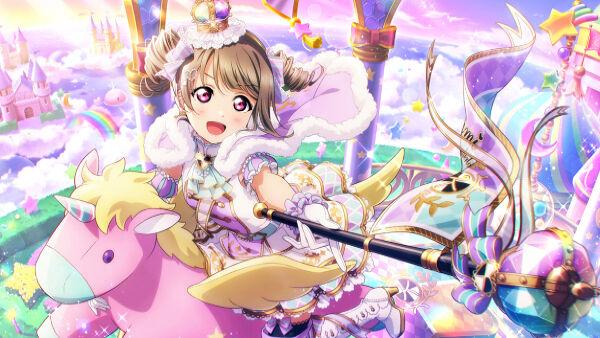 【ラブライブ!虹ヶ咲】中須かすみスクスタURメンバー画像まとめ